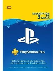 PlayStation Plus Suscripción 3 Meses | Código de descarga PSN - Cuenta española