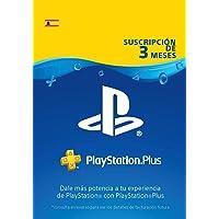 PlayStation Plus Suscripción 3 Meses | Código