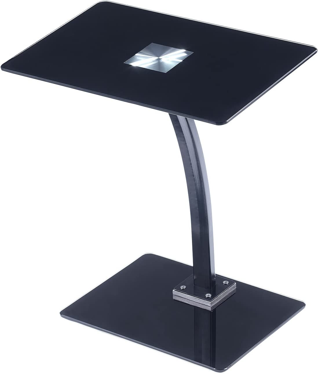 Carlo Milano – Mesa auxiliar para sofá, soporte para proyector ...