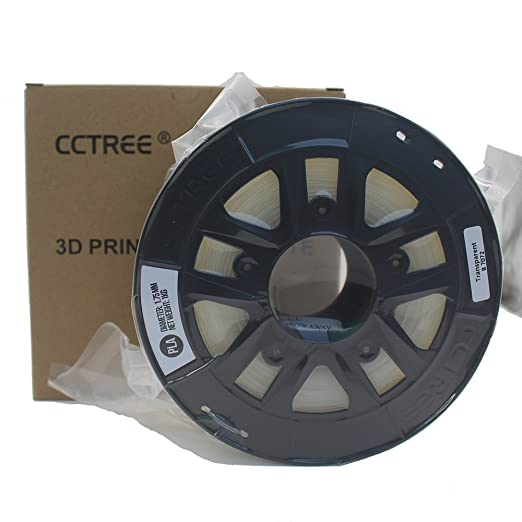 CCTREE PLA Impresora 3D Filamento 1 kg Bobina 1.75mm For Creality ...