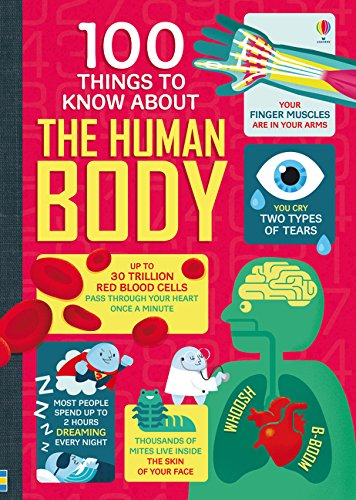 Download 100 Things to Know About the Human Body ebook