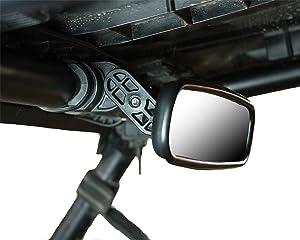 ATV Tek (UTVMIRCTR) Stable Clearview UTV Center Mirror