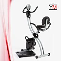 YM Cyclette CICLETTE X-Bike Cardio Fitness SALVASPAZIO RICHIUDIBILE Porta PC