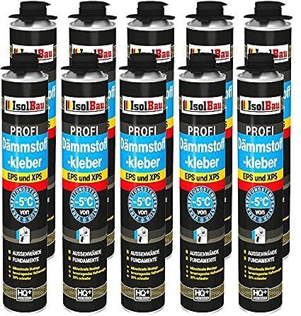 Pegamento 10 Azucarero de 750 ml Espuma adhesivas Perimeter Juego WDVS pegamento para aislamiento