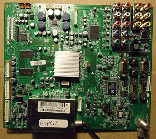 LG EBT32634401 Main Board for 60PC1D-UE