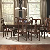 Cheap Coaster Home Furnishings Dining Table, Cherry