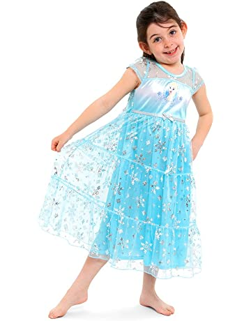d0dedf53818f Disney Girls  Fantasy Nightgowns
