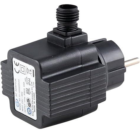 Fuente de alimentaci/ón LED de Heitronic 12/V AC 10/W