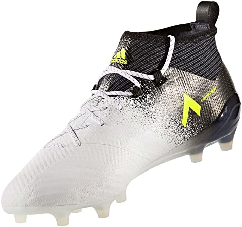Aparador Oculto Calor  Adidas Football Shoes Ace 17.1 FG Dust Storm Pack White Black:  Amazon.co.uk: Sports & Outdoors