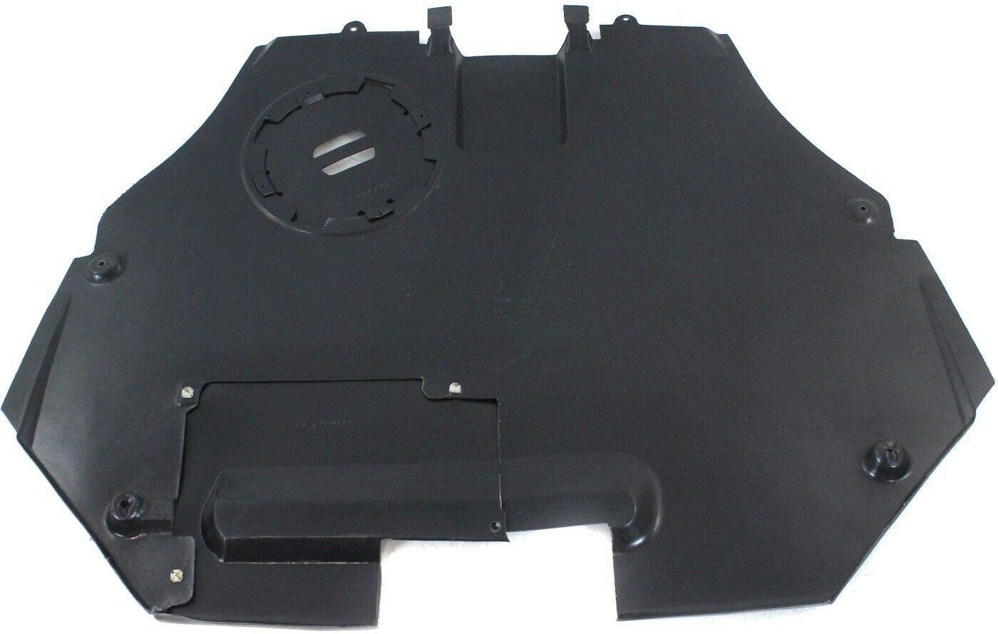 Robautoparts Engine Splash Shield Front 2006-09 for Ford Fusion//Mercury Milan 2007 Lincoln MKZ Under Cover O1228110 6E5Z5410494A