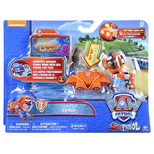 Review Paw Patrol Sea Patrol