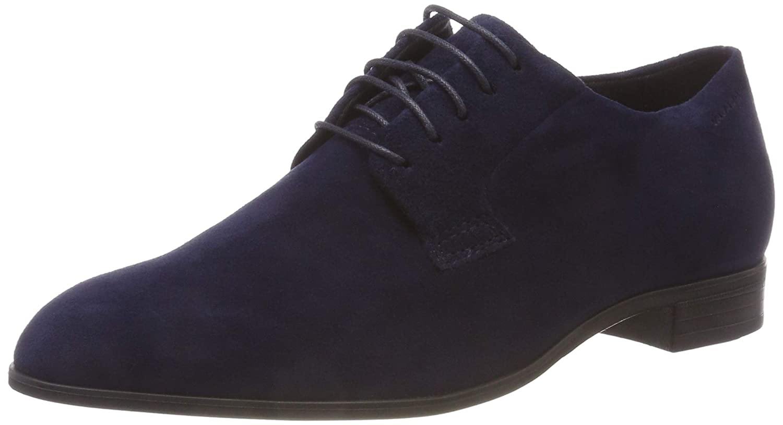 Vagabond Frances, Zapatos de Cordones Derby para Mujer 40 EU|Azul (Dark Blue 64)