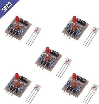Laser Sensor Module non-modulator Tube Laser Receiver Module