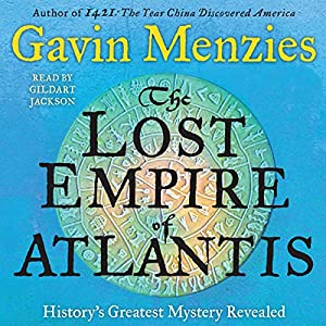 The Lost Empire of Atlantis Audiobook