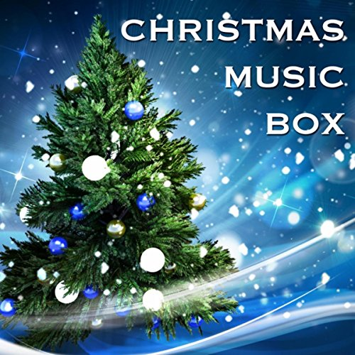 Christmas Music Box: Relaxing Christmas Songs with New Age melodies with Nature Sounds Effects and Music Box Lullabies for Peace and - Serenity Box Music