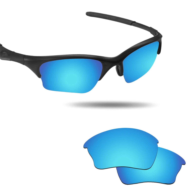 Fiskr Anti-saltwater Replacement Lenses for Oakley Half Jacket XLJ(not Half Jacket) Sunglasses