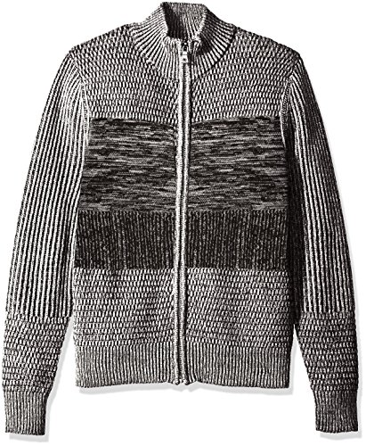 GUESS M63R61Z1371 Mens Marled Sweater