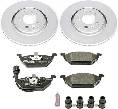 ESK847 Power Stop EuroStop Brake Kit