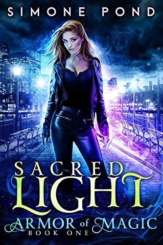 Sacred Light (Armor of Magic Book 1) by [Pond, Simone]
