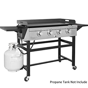 Royal Gourmet PD1300 Portable 3-Burner Propane Gas Grill