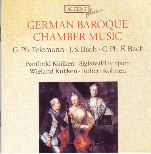 German Baroque Chamber Music - German Baroque Chamber Music