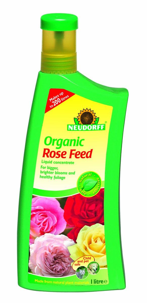 Neudorff Organischer Rosendünger, 1 L