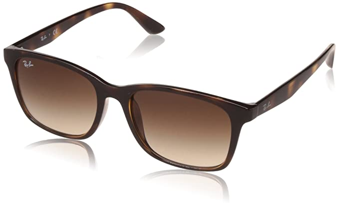 c6b8ac13be Image Unavailable. Image not available for. Colour  Ray-Ban Gradient Square  Sunglasses ...