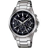 Casio Edifice Chronograph Black Dial Men's Watch - EFR-527D-1AVUDF (EX098)
