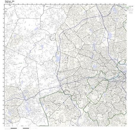 Waltham Ma Zip Code Map Zip Code Map