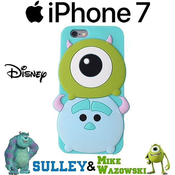 Funda Carcasa 3D Disney Tsum Tsum Sulley y Mike Monstruos ...