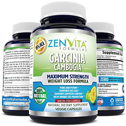 95-HCA-Pure-Garcinia-Cambogia-Extract-Highest-Potency-Extremely-Powerful-NEW-and-IMPROVED-Formula-Maximum-Strength-Natural-Weight-Loss-Supplement-Appetite-Suppressant-Fat-Burner-and-Carbs-Blocker-by-Z
