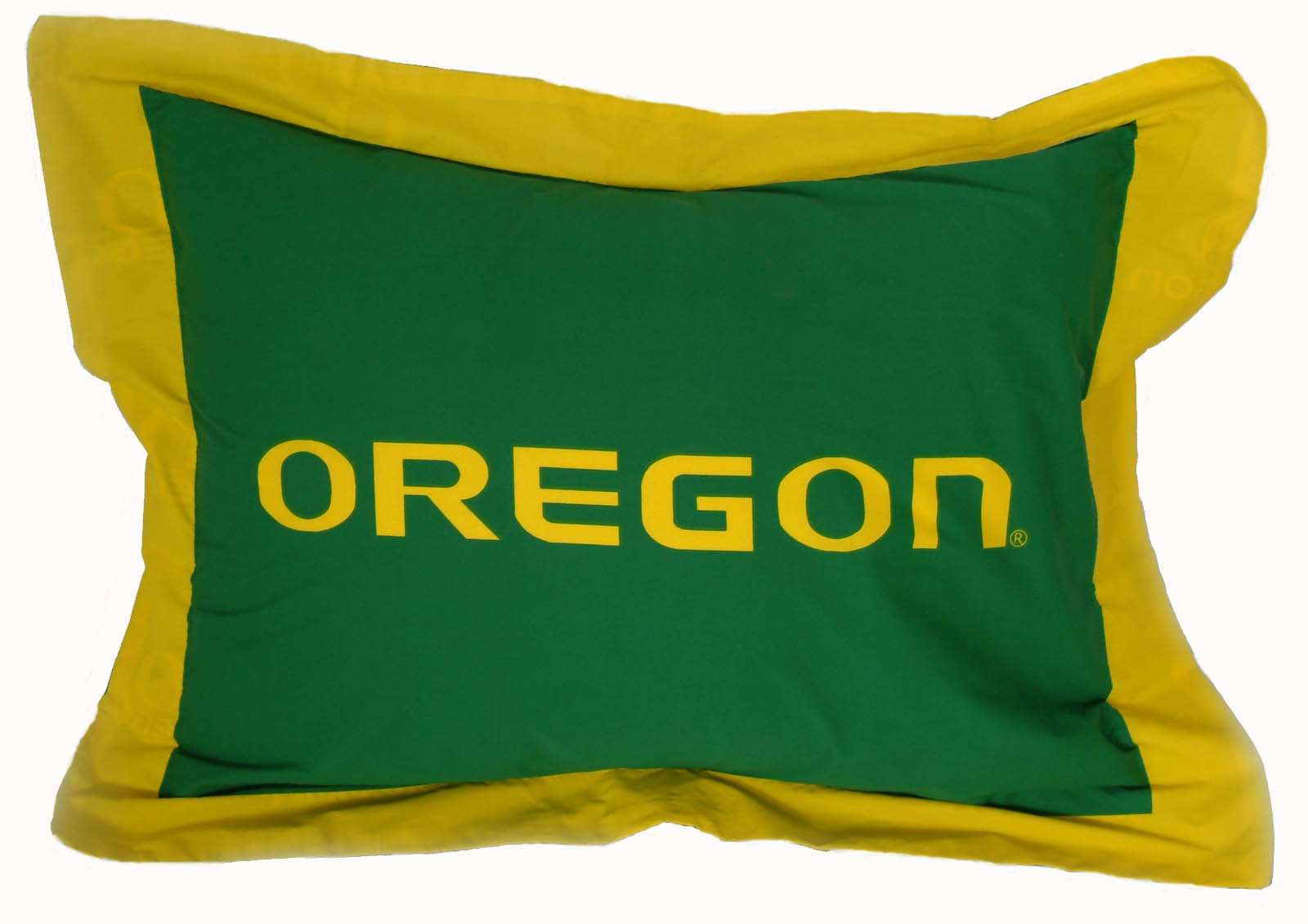 College Covers ORESH Oregon Printed Pillow Sham by College Covers