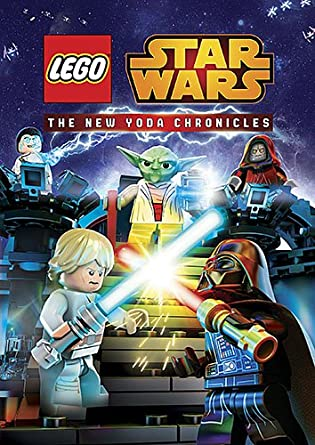 LEGO Star Wars: The New Yoda Chronicles poster