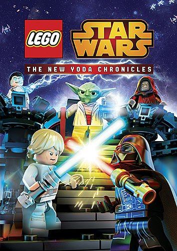 DVD : Lego Star Wars: The New Yoda Chronicles (, Dolby, AC-3, Dubbed)