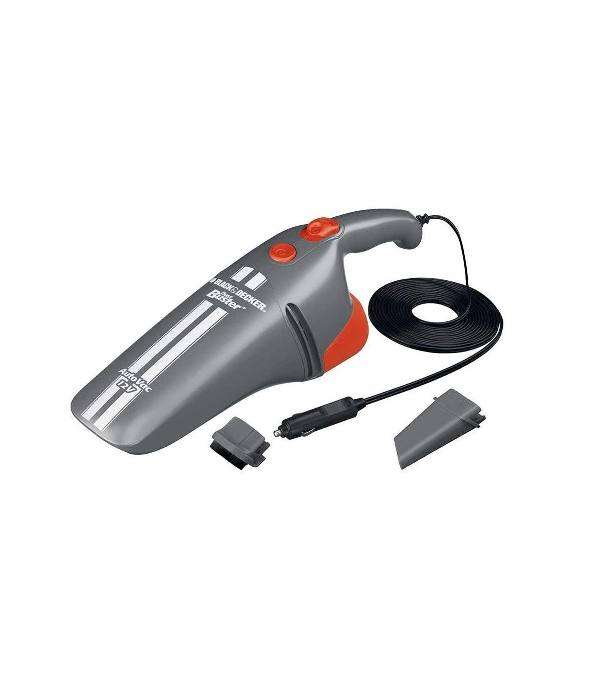 Black & DeckerTrade Aspirador para Coche aspiradora 12 V Black & Decker AV 1205: Amazon.es: Hogar