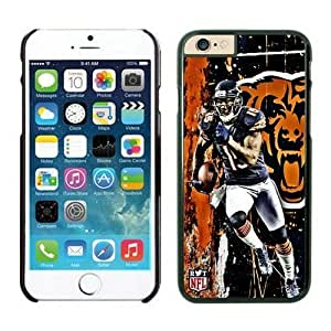 NFL iPhone 6 Plus 5.5 Inches Case Chicago Bears Brandon MarshallBlack iPhone 6 Plus Cell Phone Case ONXTWKHB0777