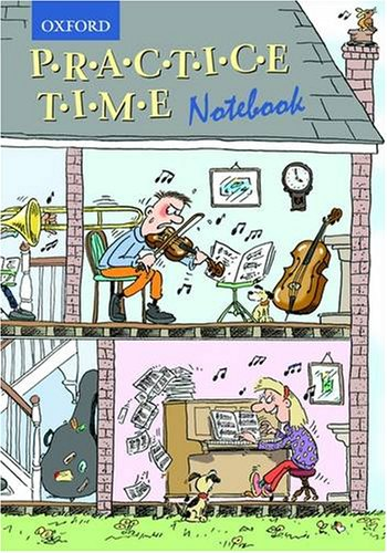Download Practice Time Notebook: Single copy PDF