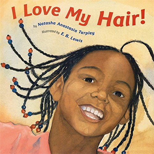 Book cover I Love My Hair!