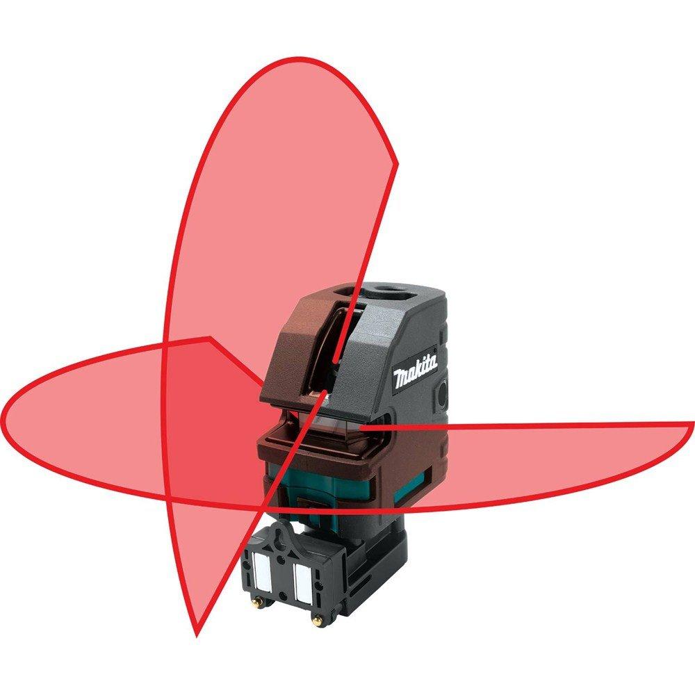 Makita SK104Z Self-Leveling Horizontal//Vertical Cross-Line Laser