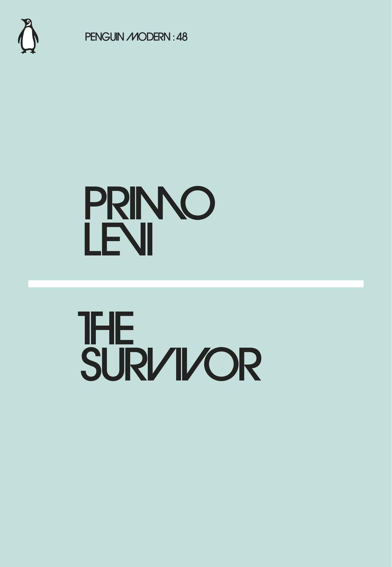 The Survivor  Penguin Modern