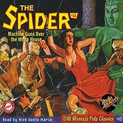 Spider #48, September 1937 (The Spider)