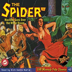 Spider #48, September 1937 (The Spider) Audiobook