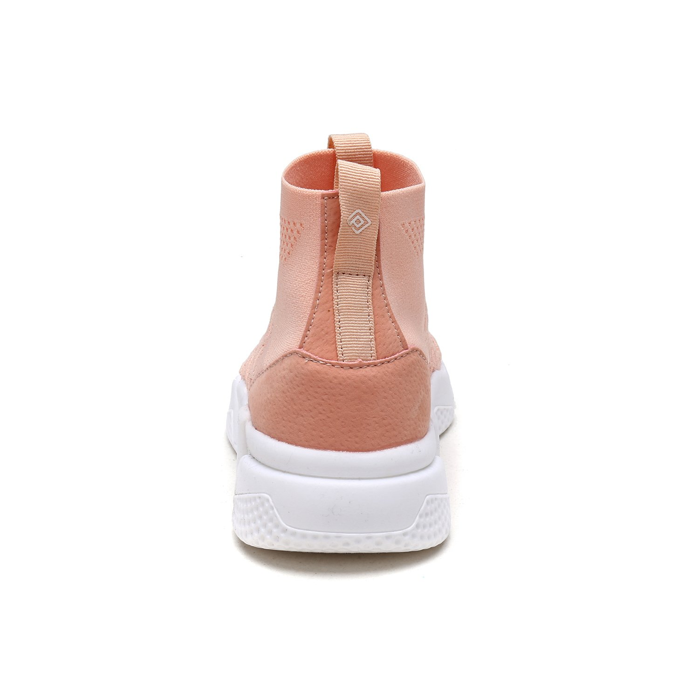 DREAM PAIRS Women's Lady Easy Walk Slip-on Light Weight Recreational Comfort Loafer Shoes Sneakers B0753HSV4P 8.5 B(M) US|170844-pink Sakura