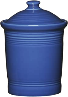 product image for Homer Laughlin Fiesta Small Canister, 1-Quart, Lapis