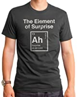 Element of Surprise Men's T-Shirt