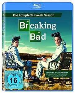 Breaking Bad - Season 2 [Alemania] [Blu-ray]