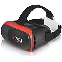 VR Headset for iPhone & Android Phone - Universal Virtual Reality Goggles Ver2.0 - Play Your Best Mobile Games 360 Movies With Soft & Comfortable New 3D VR Glasses | + Adjustable Eye Protection System