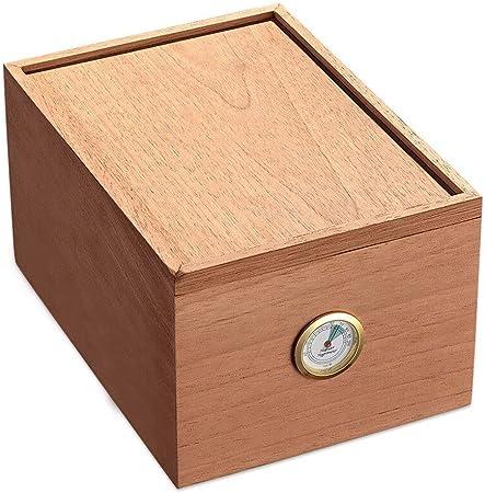 ZLMMY Caja de cigarros Caja de Madera - Madera Caja de Almacenamiento con Tapa - Blanco Stash Box - Caja de Almacenamiento de Madera - Cajas Decorativas Cajas con Tapas Stash: Amazon.es: Hogar