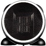 PROKTH Calefactores electricos bajo Consumo Calefactor de Aire baño 500W Función de Silencio Temperatura Constante 1pcs