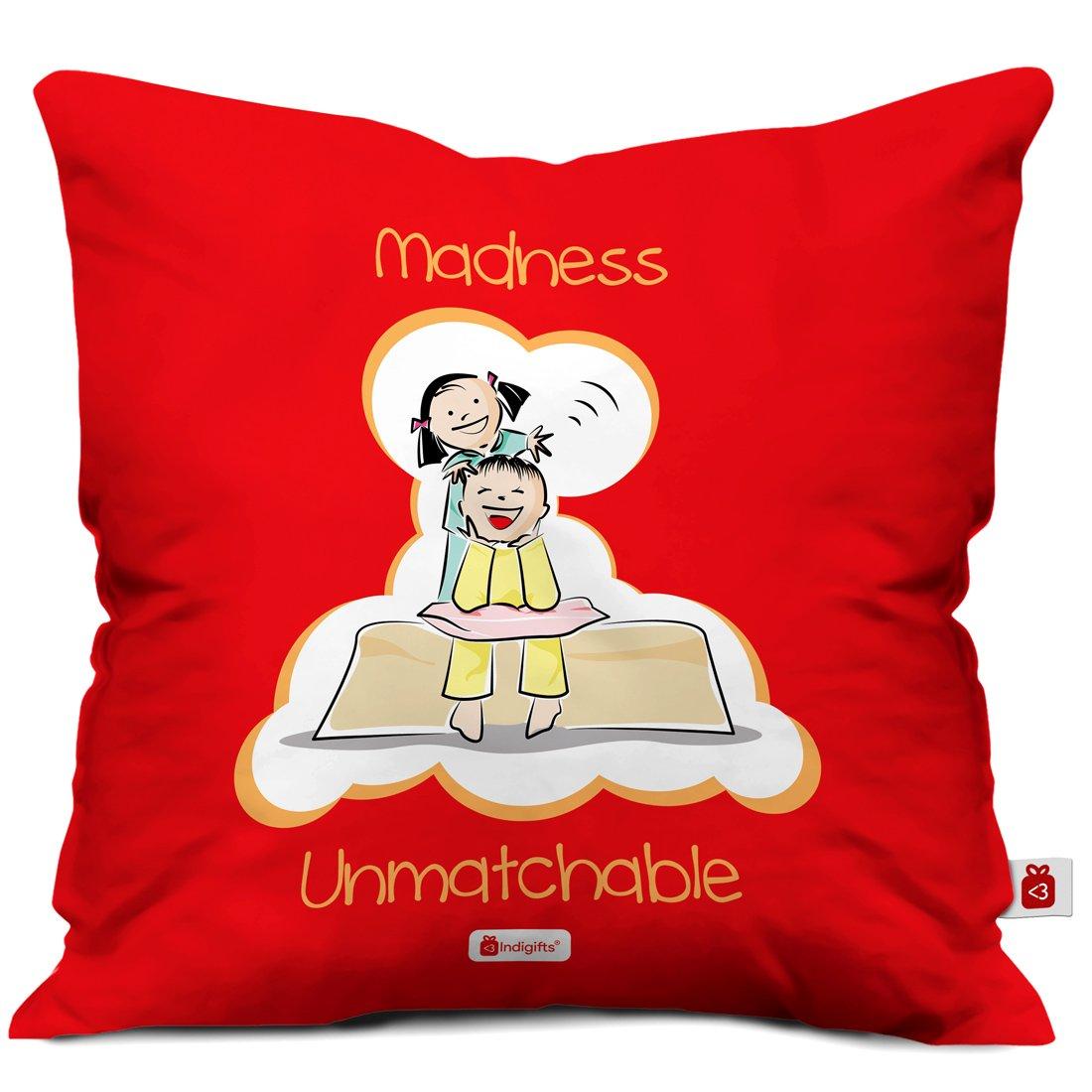 Indi ts Raksha bandhan Rakhi Gifts Hamper Designer Embroidery